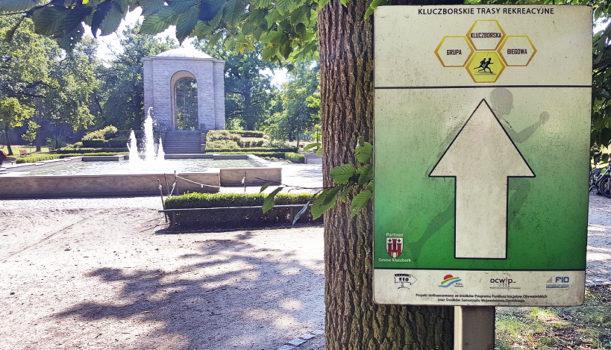 Park Miejski w Kluczborku- lokalizacja, atrakcje, foto