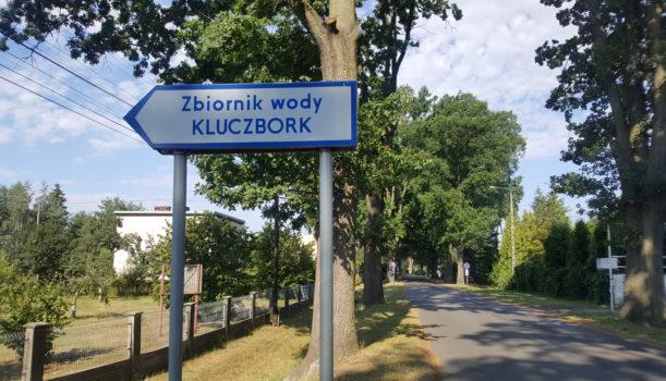Zalew kluczborski- lokalizacja, atrakcje, foto
