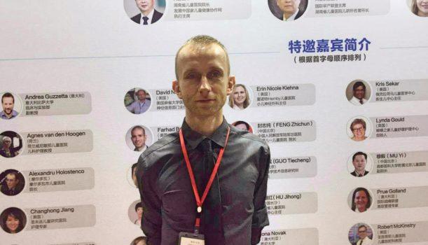 """Michał Śliczny- twórca Gabinetu Tradycyjnej Medycyny Chińskiej """"Berberis"""""""
