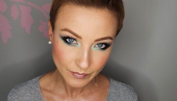Lekcja makijażu u Bogusławy Waraksa – Szczygieł