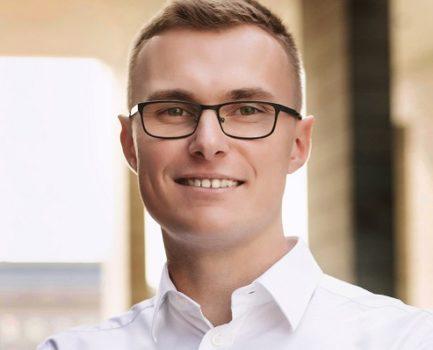 Paweł Leżoch – muzyk i twórca internetowy z Krapkowic
