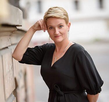 Agnieszka Klicińska – właścicielka firmy MAGA Translations